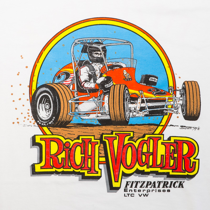 1979 Rich Vogler T-shirt