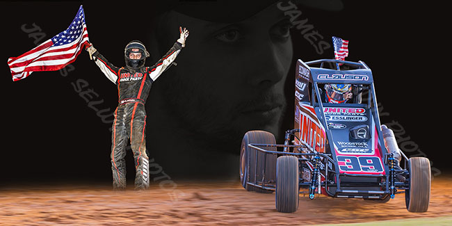 Bryan Clauson NZ Canvas